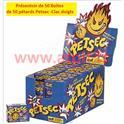 Présentoir de 50 boites 50 Pétards clac doigts - Petsec