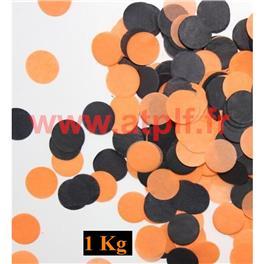 Confettis d' Halloween 5cm (1Kg)