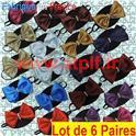 LOT A PRIX PRO: 6 paires de Boucles à chaussure louis XV- Louis XVI