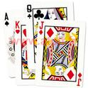 Décoration carte à jouer (Poker - Casino)